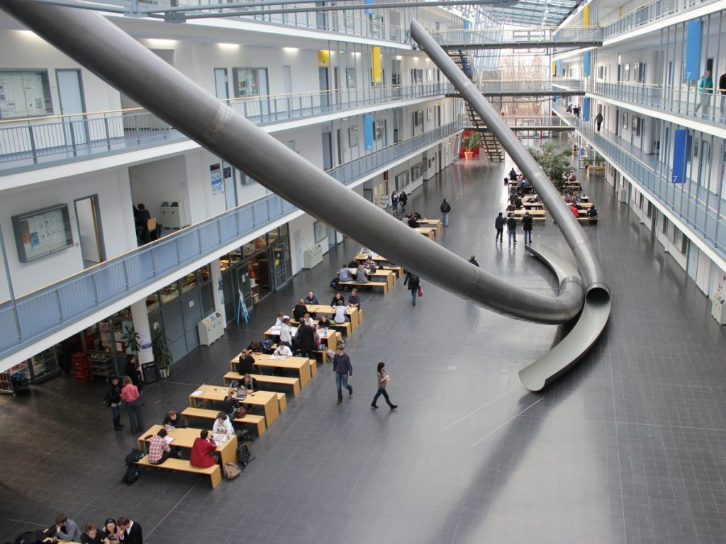 36-technical-university-of-munich--with-its-giant-slides-itll-barely-feel-like-youre-a-university-student-at-technical-university-munich-the-school-achieved-a-score-of-779-for-its-computer-science-and-in