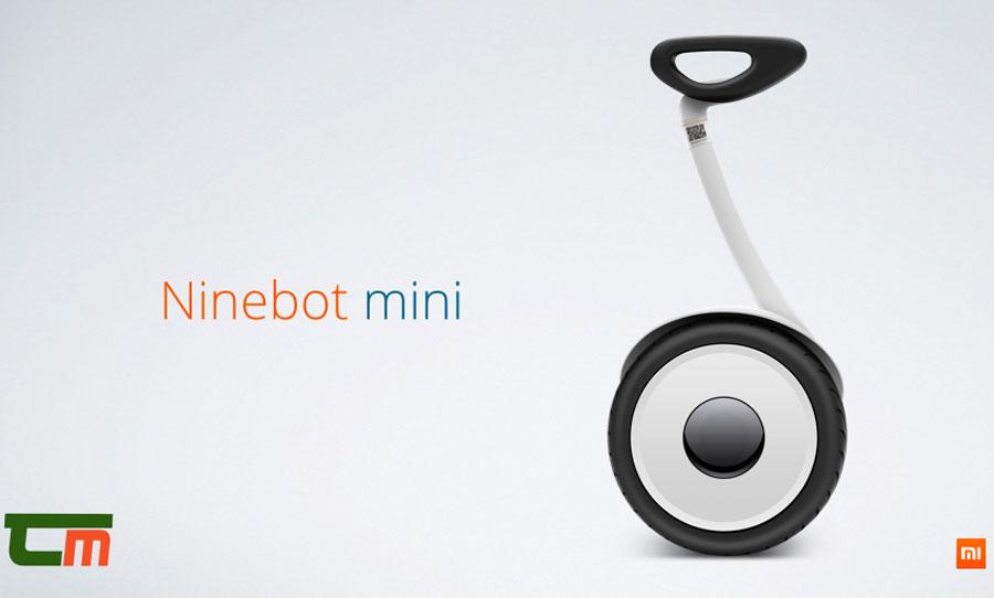 تماشا کنید: اسکوتر برقی Ninebot mini شیائومی