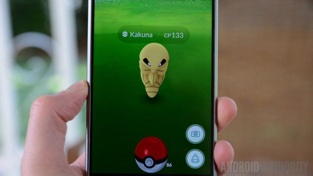 درآمد میلیونیِ Pokemon Go در هر دقیقه
