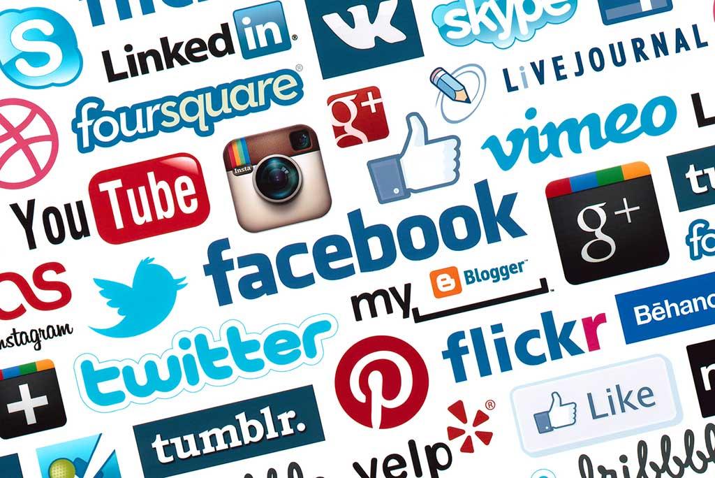 معرفی 21 عدد از محبوب ترین شبکه های اجتماعی حال حاضر اینترنت