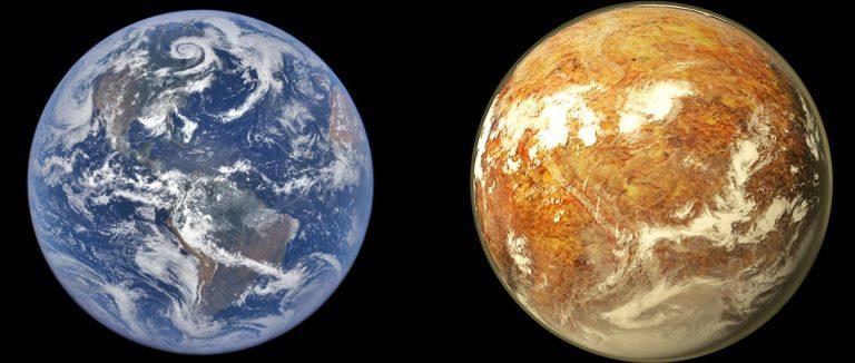 نزدیکترین سیاره شبیه به کره زمین را با نام Proxima b