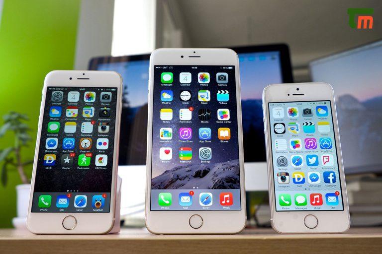 وضعیت گوشی های اپل در ایران