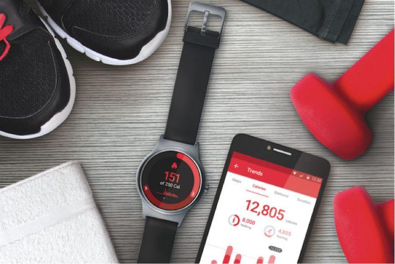 ساعت هوشمند Movetime Wi-Fi آلکاتل