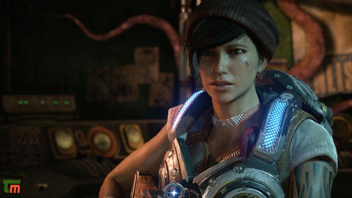 ررسی بازی Gears of War 4
