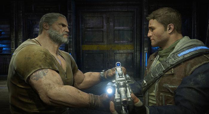 بررسی بازی Gears of War 4