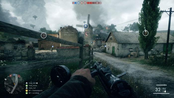 بررسی بازی بتلفیلد 1 (Battlefield 1)