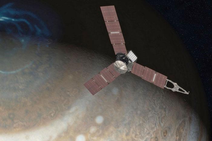 اختلال در عملکرد موتور Juno