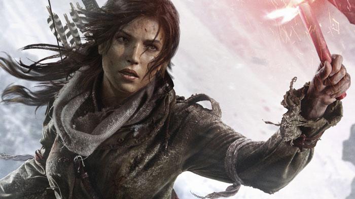 مقایسه گرافیک Rise of the Tomb Raider