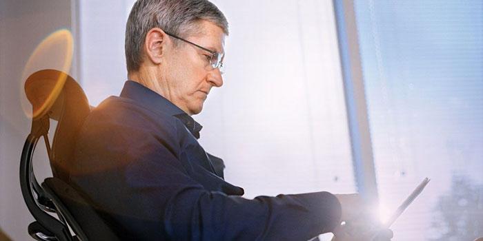 تیم کوک مدیر عامل اپل بار دیگر به ستایش واقعیت افزوده پرداخت
