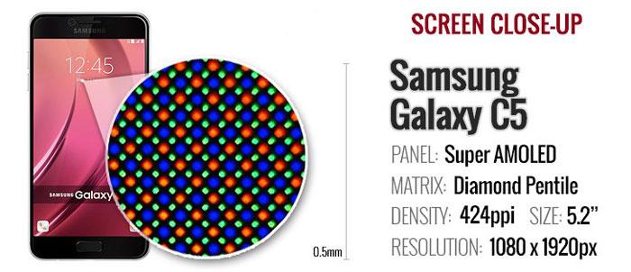بررسی سامسونگ گلکسی C5
