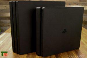 مقایسه PS4 Pro با PS4