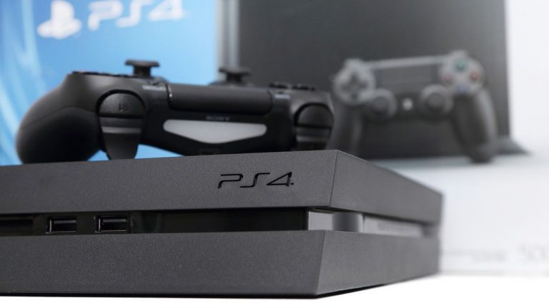 آمار فروش کنسول PS4