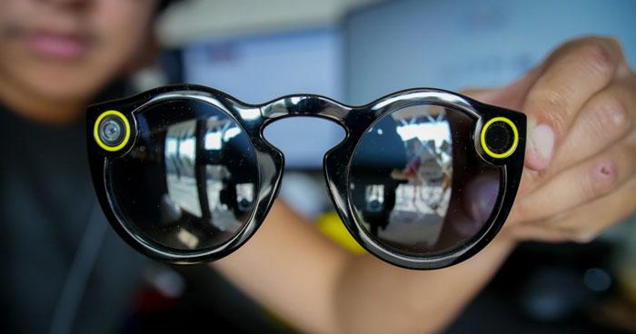 بررسی عینک اسنپ چت