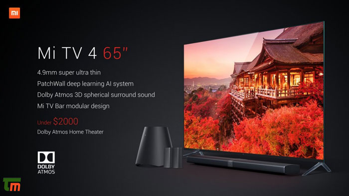 تلویزیون Xiaomi Mi TV 4