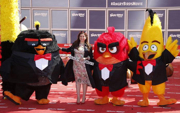 انیمیشن پرندگان خشمگین 2 (Angry Birds Movie 2)