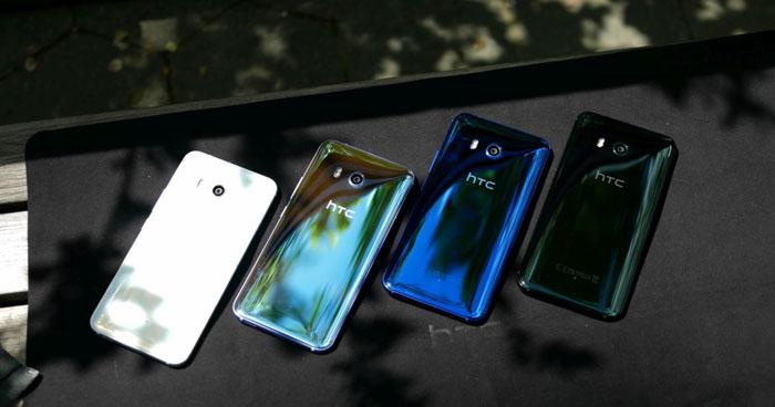 بررسی اولیه HTC U 11 : پرچمدار واقعی HTC برای سال 2017