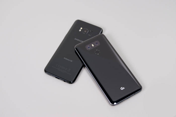 مقایسه دوربین گلکسی S8 با ال جی G6 : کدام یک بهتر خواهد بود؟