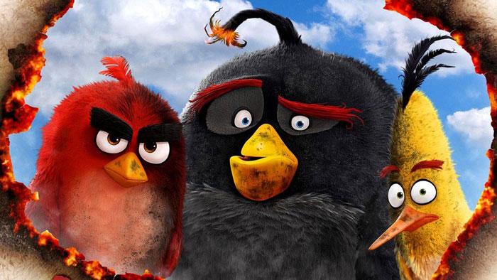 انیمیشن پرندگان خشمگین 2 (Angry Birds Movie 2) در سال 2019 اکران خواهد شد