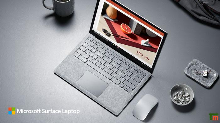 مقایسه سرفیس لپ تاپ با مک بوک