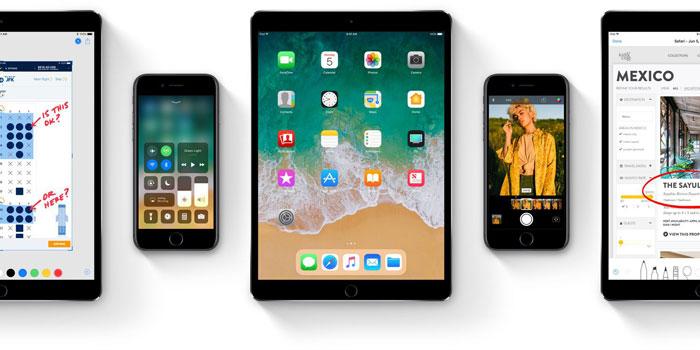 آپدیت iOS 11 : نگاهی تصویری به آخرین سیستم عامل اپل برای موبایلها و تبلتها