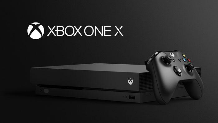 ایکس باکس اسکورپیو با نام ایکس باکس وان ایکس (Xbox One X) رونمایی گردید