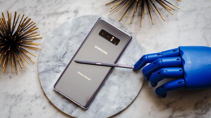 دوربین سامسونگ گلکسی نوت 8 | Galaxy Note 8: اولین نمونههای ثبت شده را نظاره کنید