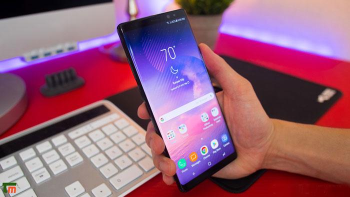 بررسی سامسونگ گلکسی نوت 8 (Samsung Galaxy Note 8)