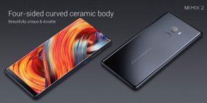 قیمت+مشخصات شیائومی می میکس 2 (Xiaomi Mi MIX 2)
