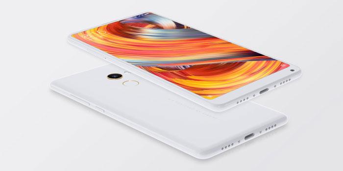 قیمت+مشخصات شیائومی می میکس 2 (Xiaomi Mi MIX 2) : کوچکتر، سریعتر و قویتر